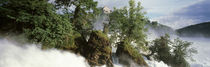 Waterfall in the forest, Schaffhausen, Switzerland by Panoramic Images