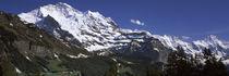 Lauterbrunnen Valley, Wengen, Bernese Oberland, Berne Canton, Switzerland by Panoramic Images