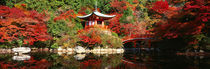 Daigo Temple, Kyoto, Japan by Panoramic Images