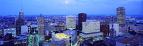 Evening, Buffalo, New York State, USA by Panoramic Images