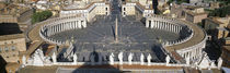 Vatican city, Rome, Lazio, Italy von Panoramic Images