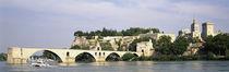 Palais des Papes, Avignon, Vaucluse, France by Panoramic Images
