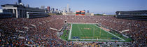 Football, Soldier Field, Chicago, Illinois, USA von Panoramic Images