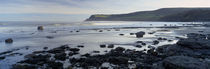 Rocks On The Beach, Robin Hood's Bay, North Yorkshire, England, United Kingdom von Panoramic Images