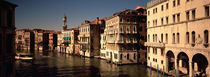 Buildings on the waterfront, Venice, Italy by Panoramic Images