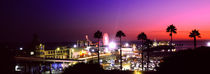 Santa Monica, Los Angeles County, California, USA by Panoramic Images