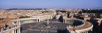 Panorama Print - Vatikanstadt, Rom, Italien von Panoramic Images