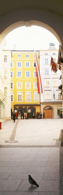 Getreidegasse, Salzburg, Austria by Panoramic Images