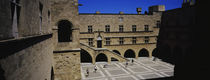 Palace Of The Grand Masters of the Knights, Rhodes, Greece by Panoramic Images