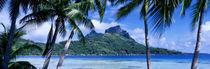 Bora Bora, Tahiti, Polynesia von Panoramic Images