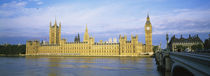 Houses Of Parliament, London, England by Panoramic Images