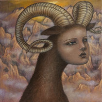 Aries by Andrea Peterson