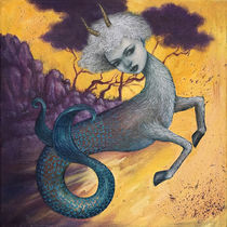 Capricorn by Andrea Peterson