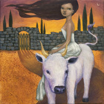 Taurus by Andrea Peterson