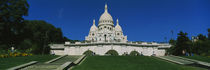 Facade of a basilica, Basilique Du Sacre Coeur, Paris, France by Panoramic Images