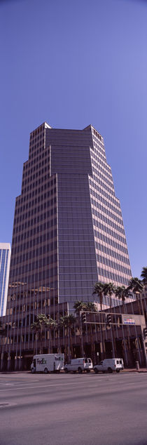Low angle view of an office building, Tucson, Pima County, Arizona, USA by Panoramic Images