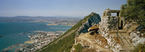 Rock Of Gibraltar, Gibraltar by Panoramic Images