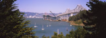 Treasure Island, Oakland, San Francisco, California, USA von Panoramic Images