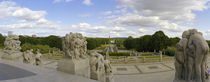Frogner Park, Oslo, Oslo County, Norway von Panoramic Images