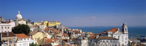 Lisbon, Cityscape, Skyline, Portugal by Panoramic Images