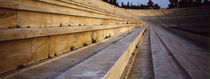 Detail Olympic Stadium Athens Greece von Panoramic Images