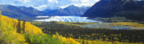Mantanuska Glacier AK USA von Panoramic Images