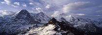 Grindelwald, Bernese Oberland, Switzerland by Panoramic Images