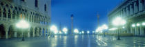 Sunrise San Marco Square Venice Italy by Panoramic Images