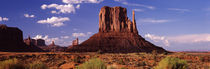 Monument Valley Tribal Park, Monument Valley, Utah, USA von Panoramic Images