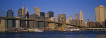 East River, Manhattan, New York City, New York State, USA by Panoramic Images