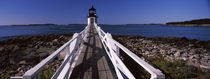 built 1832, rebuilt 1858, Port Clyde, Maine, USA by Panoramic Images