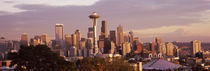 Seattle, King County, Washington State, USA 2010 von Panoramic Images