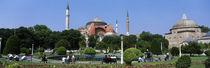Panorama Print - Hagia Sophia, Istanbul, Türkei von Panoramic Images