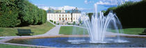 Drottningholm Palace, Stockholm, Sweden by Panoramic Images
