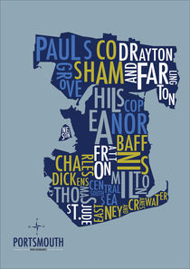 Portsmouth Boundaries by Dan Gordon
