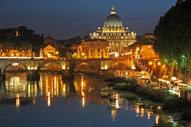 Petersdom - Rom - Engelsbruecke - Papstwahl von captainsilva