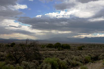 New Mexico Landscape..Landschaft der westlichen Vereinigten Staaten by Carl Tyer