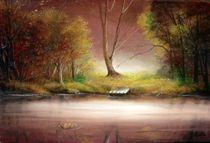 Silence / Schweigen by Apostolescu  Sorin