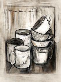 Jedem seine Tasse by Christine Lamade