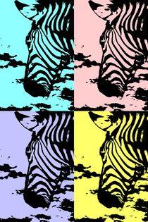Zebra von Armin Frey