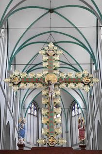 Schweriner Dom von Norbert Fenske