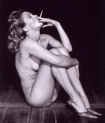Smoking Woman - Duplex von captainsilva