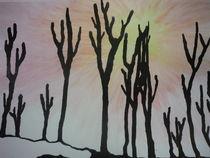 Winter Sunburst von Saraya Lyons