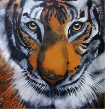 Tigergesicht von theresa-malerei