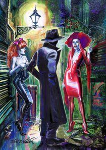 Nightshift Sisters by TD Kev