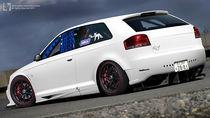Audi S3 by Sam Vesters