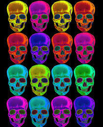 pop skulls by imagesmithy