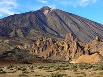 Teneriffa, Las Canadas und Pico de Teide by Frank Rother