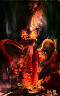 devilishBurning by Andy Ma