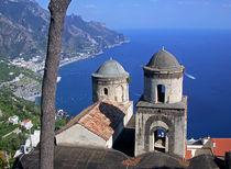 Ravello - Golf von Napoli (Amalfiküste) von captainsilva